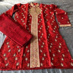 Wedding Sherwani set
